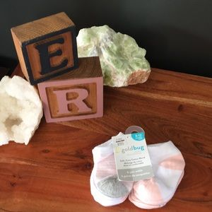 Baby Socks 6 Pack of 3-13 Months